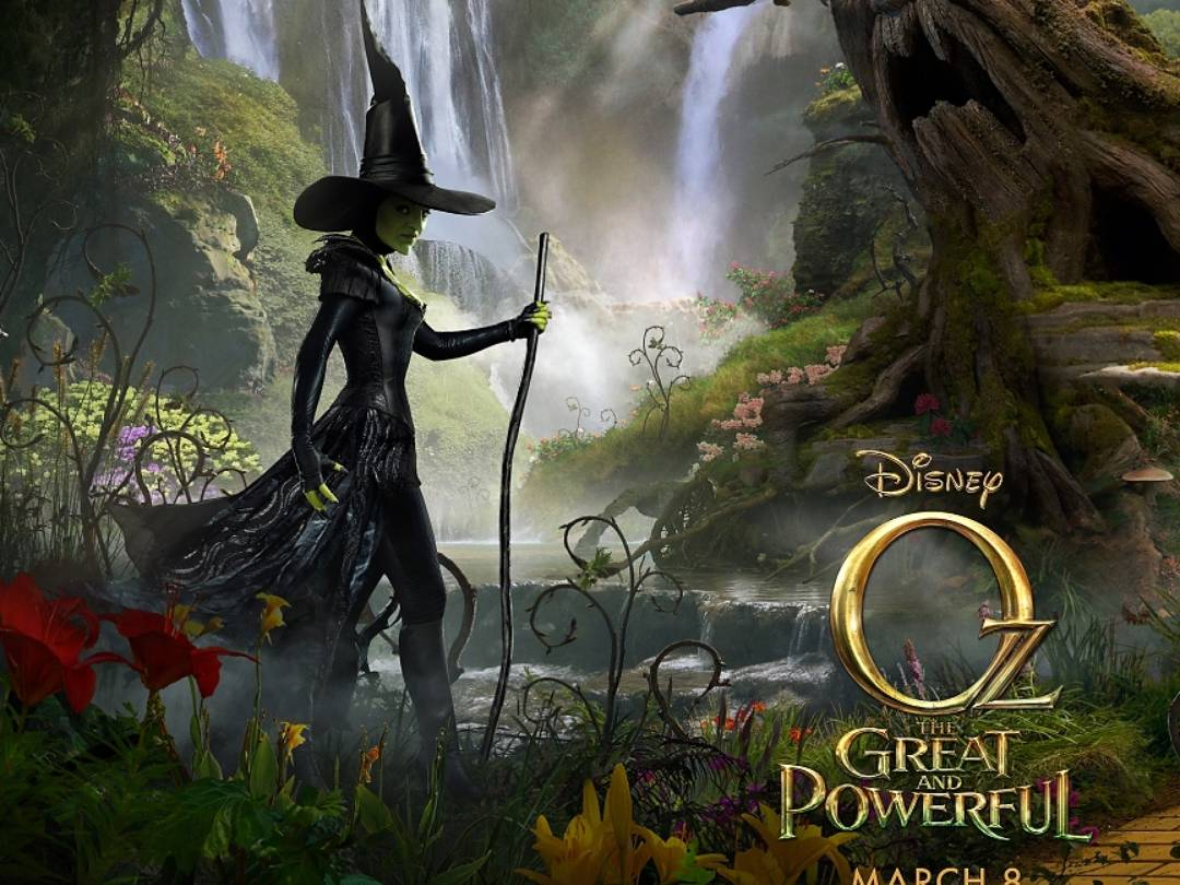 Nice Images Collection: Oz The Great And Powerful Desktop Wallpapers