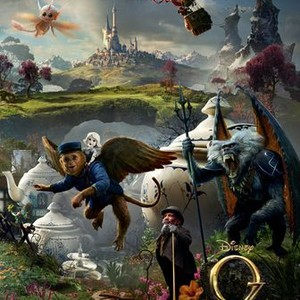 300x300 > Oz The Great And Powerful Wallpapers