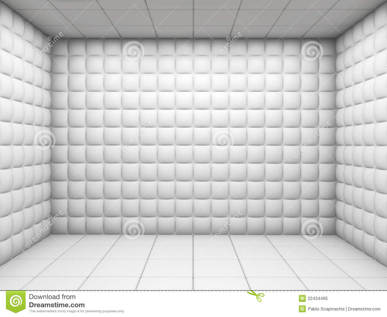1300x1065 > Padded Room Wallpapers