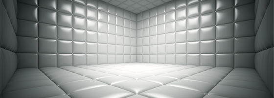 Nice wallpapers Padded Room 560x200px