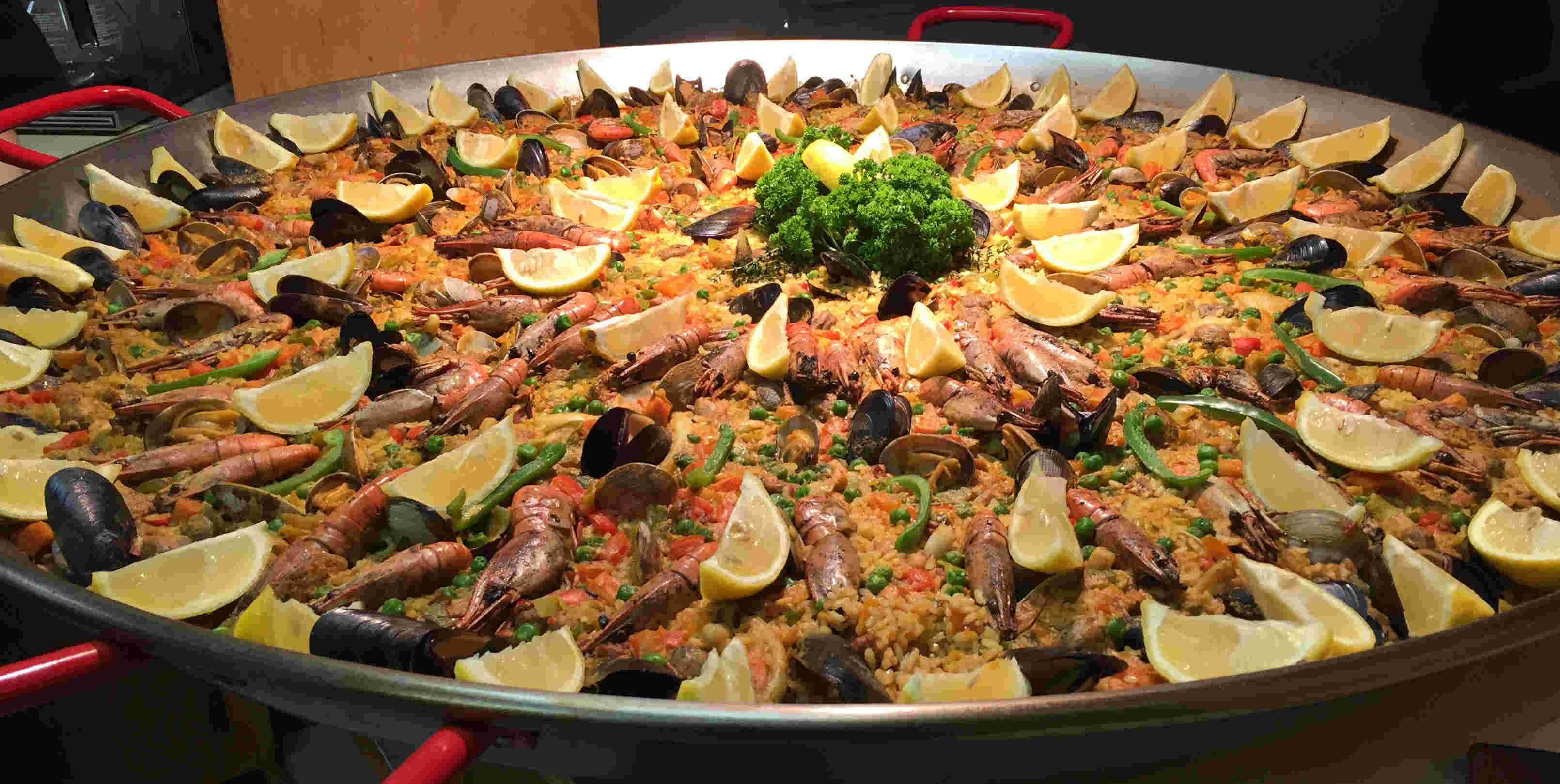 3220x1619 > Paella Wallpapers