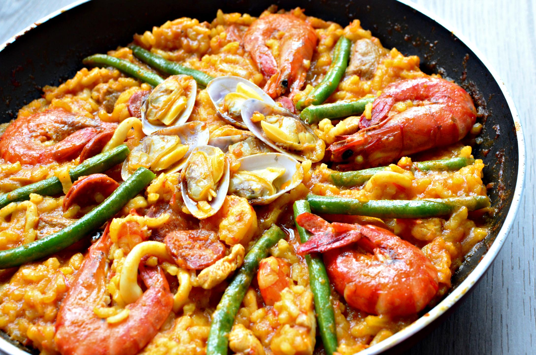 Paella Pics, Food Collection