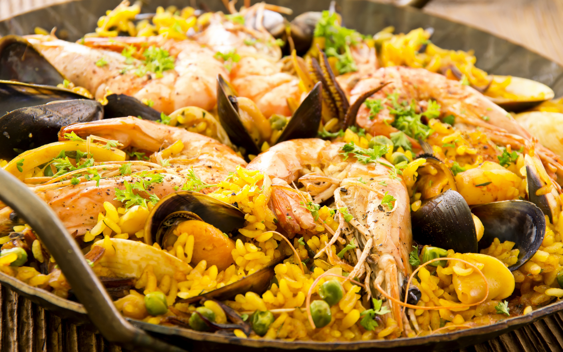 Nice wallpapers Paella 1920x1200px
