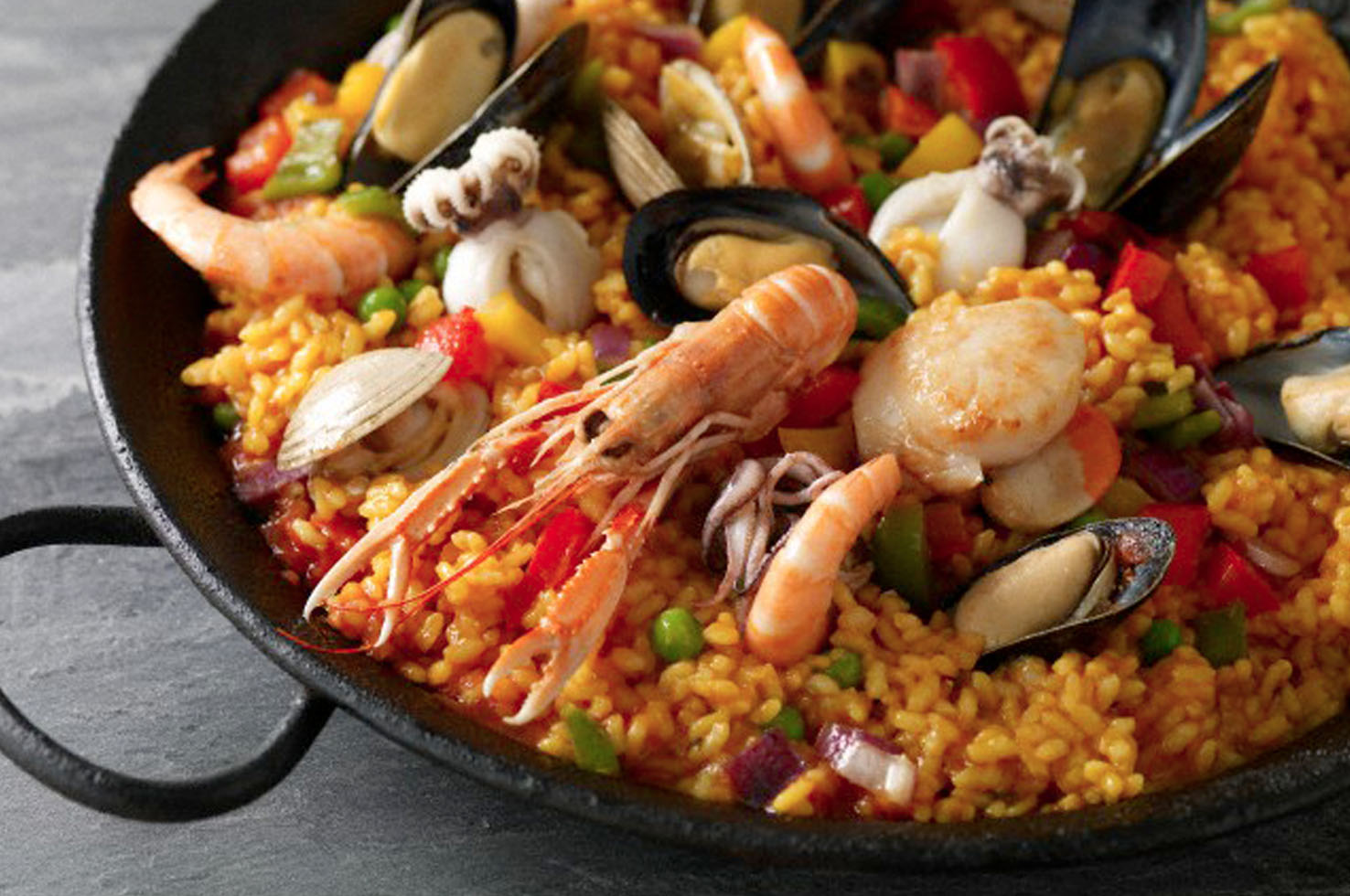Paella Backgrounds, Compatible - PC, Mobile, Gadgets| 1476x980 px