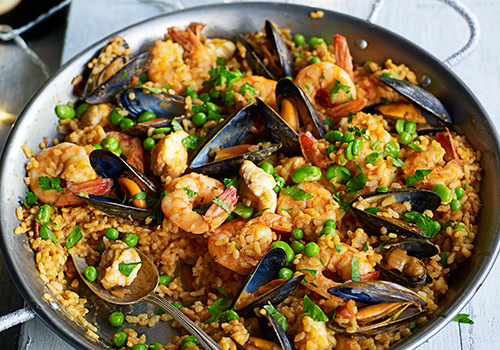 Images of Paella | 500x350