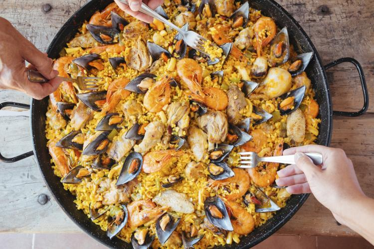 Images of Paella | 750x500