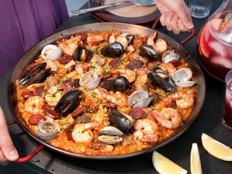 Nice wallpapers Paella 800x600px