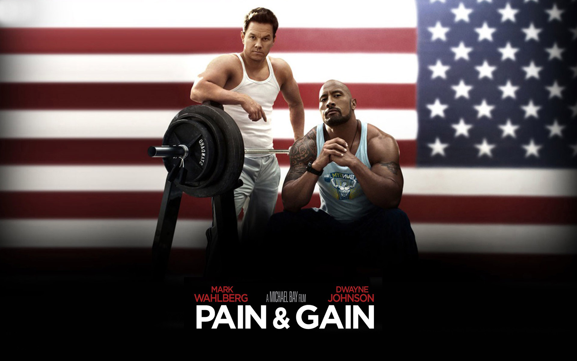 Amazing Pain & Gain Pictures & Backgrounds