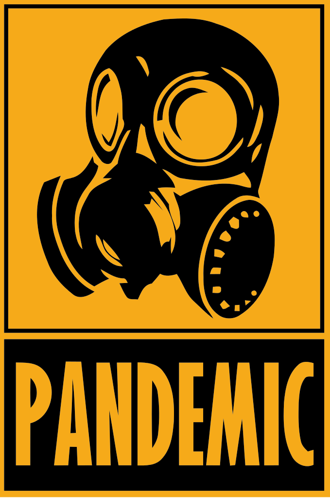 Nice wallpapers Pandemic 679x1024px