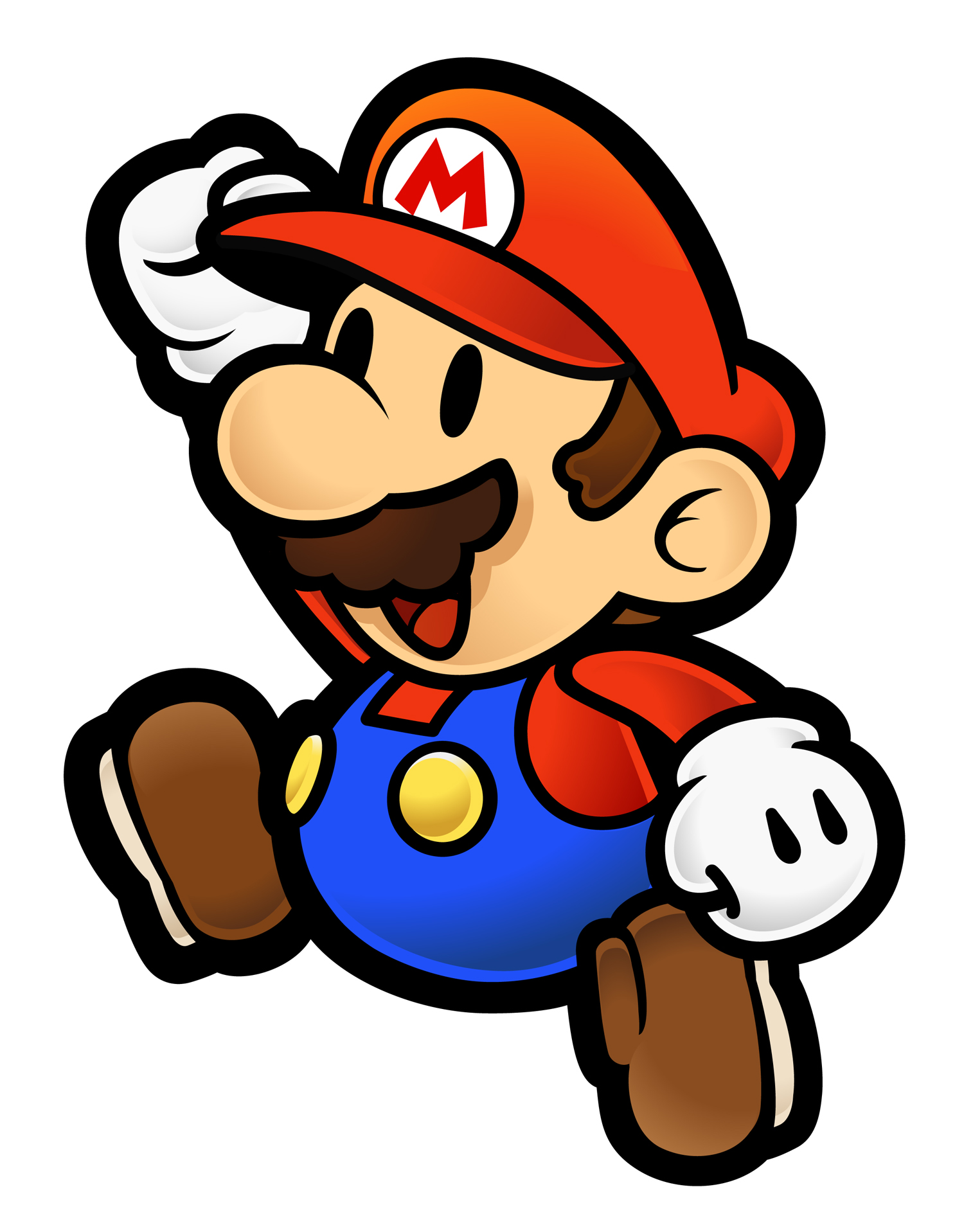 Paper Mario Wallpapers Video Game Hq Paper Mario Pictures 4k