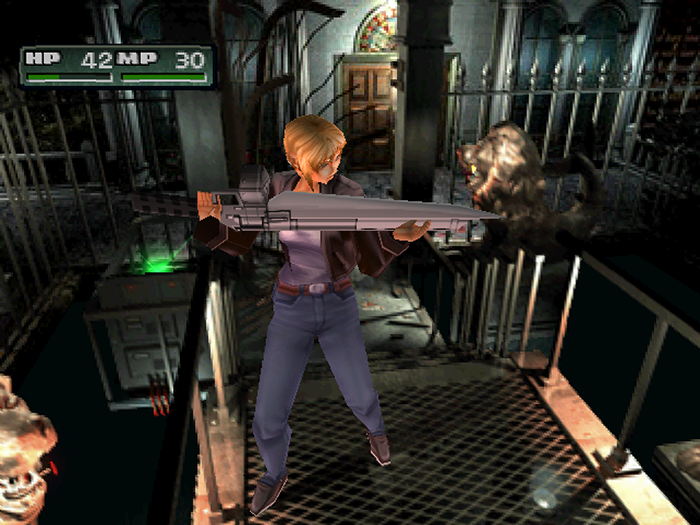 Parasite Eve Wallpapers Video Game Hq Parasite Eve Pictures 4k