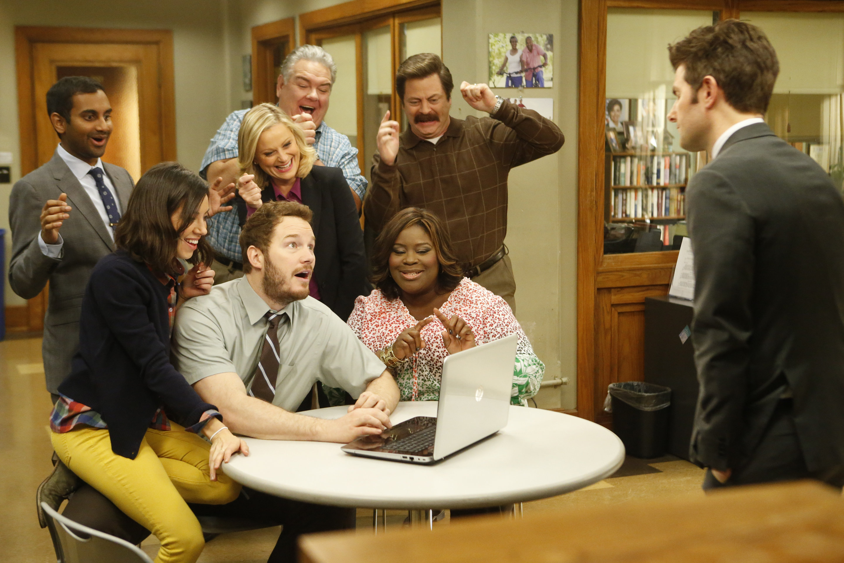 Most Viewed Parks And Recreation Wallpapers 4k Wallpapers