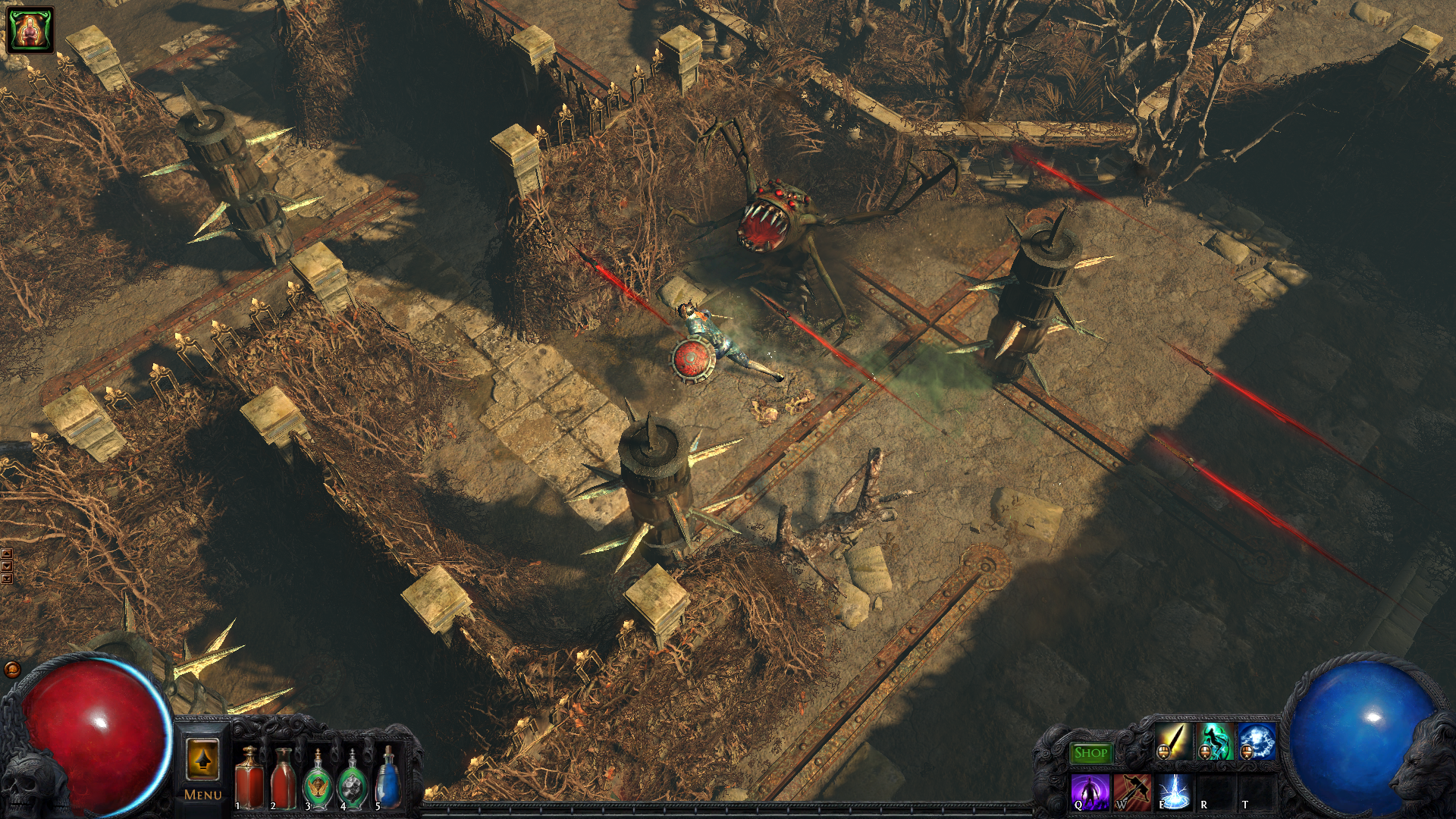 Path Of Exile Wallpapers Video Game Hq Path Of Exile Pictures