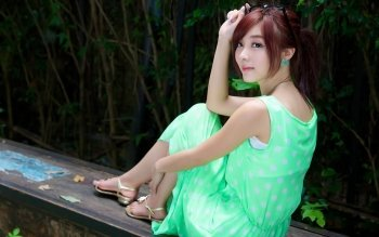 Nice wallpapers Patty Yong 350x219px