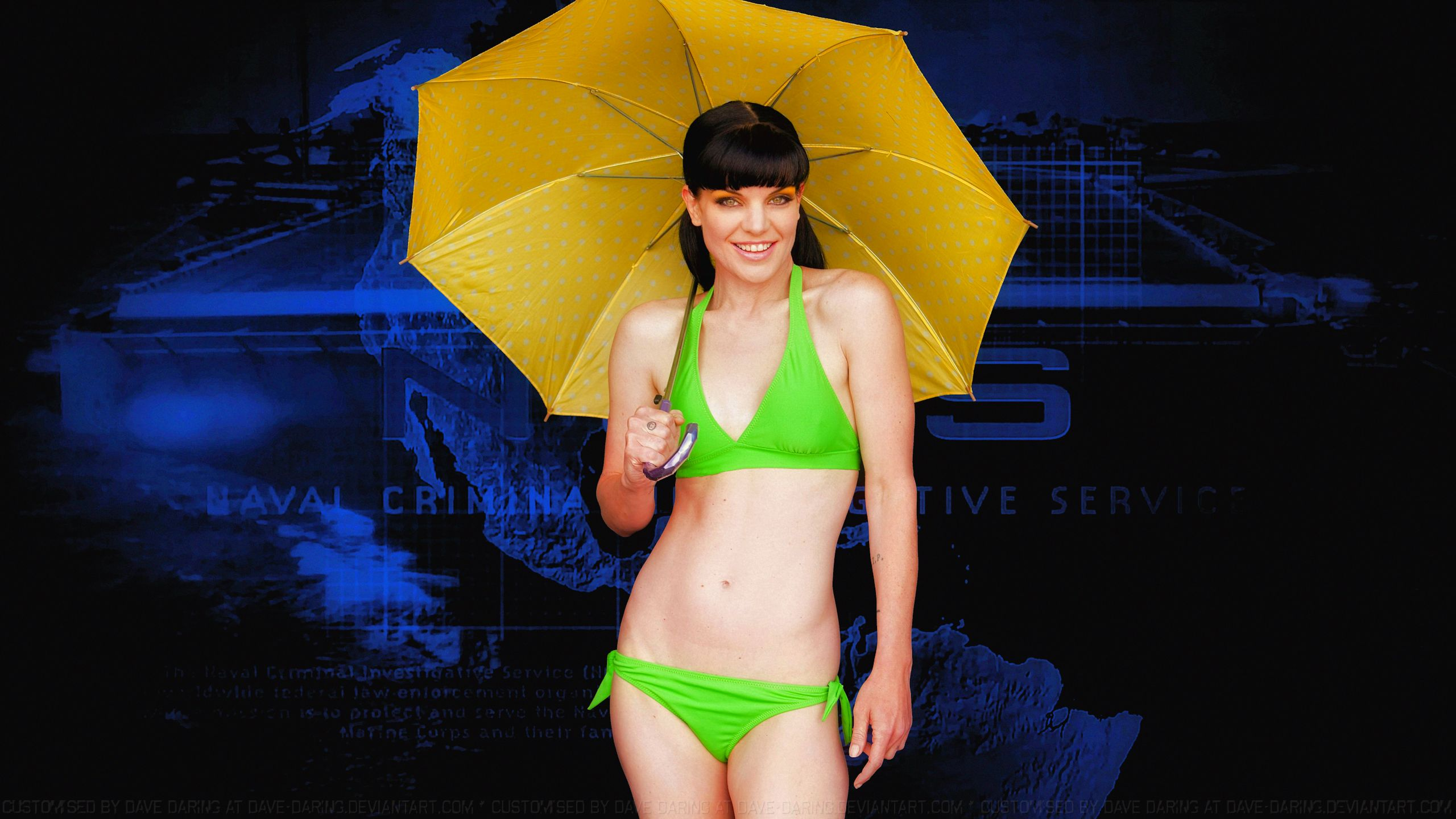 Pauley Perrette Backgrounds on Wallpapers Vista