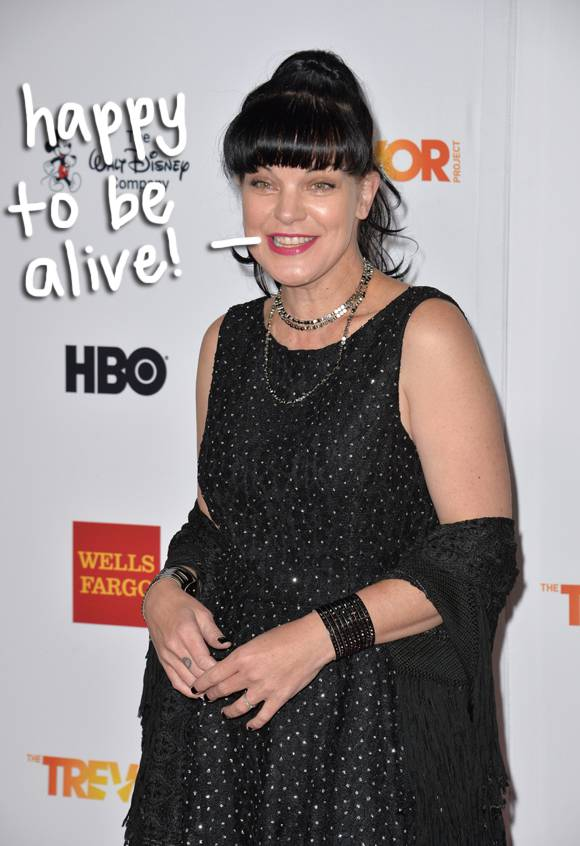 Pauley Perrette Pics, Women Collection