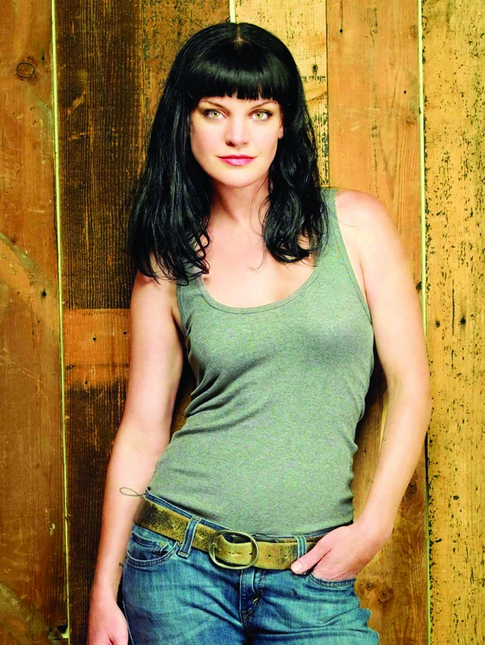 Nice Images Collection: Pauley Perrette Desktop Wallpapers