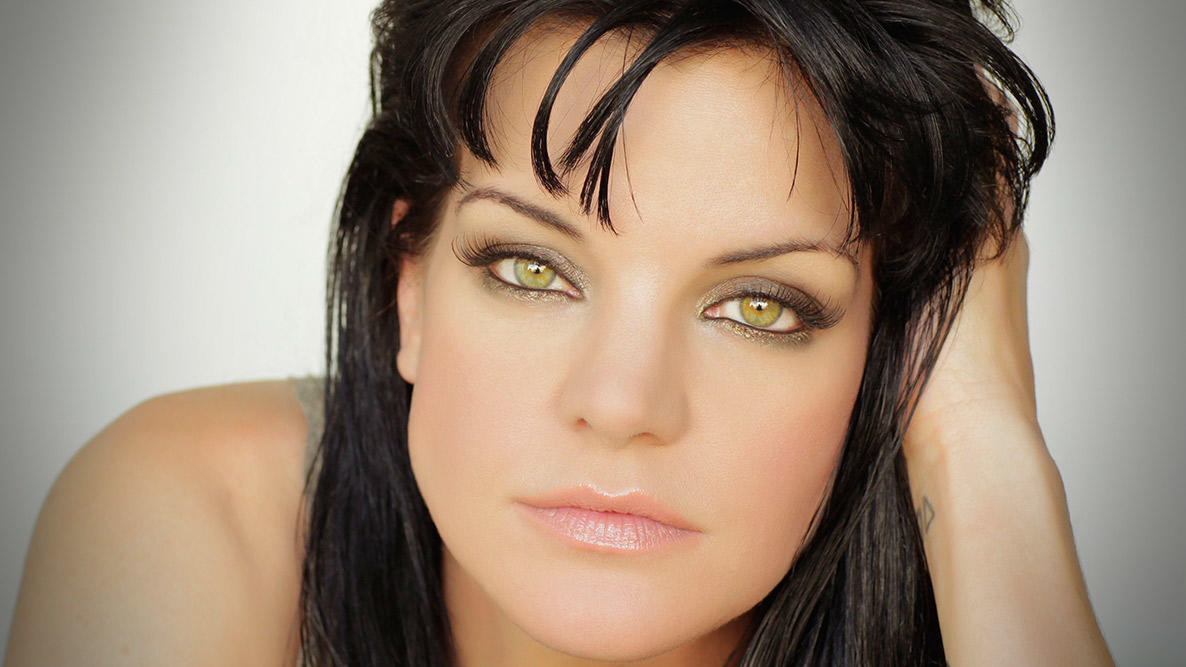 Nice wallpapers Pauley Perrette 1186x667px