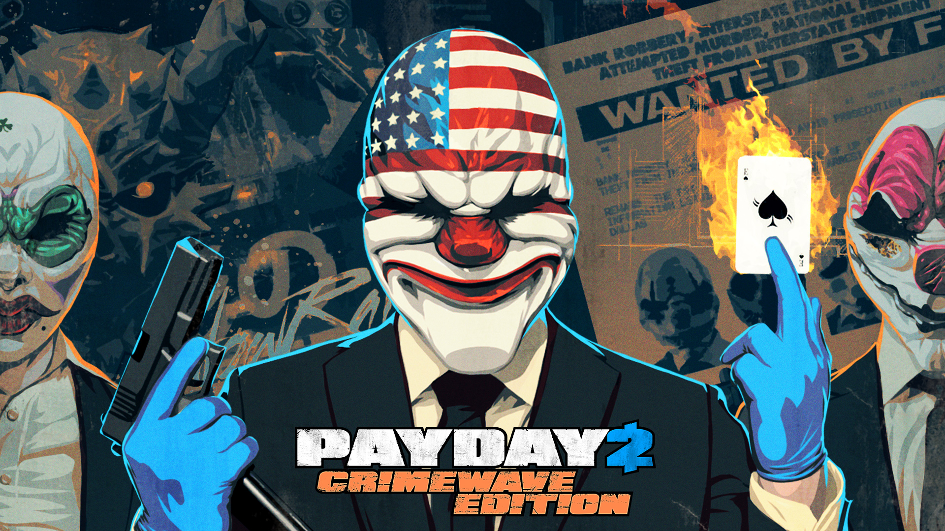 Most Viewed Payday 2 Wallpapers 4k Wallpapers