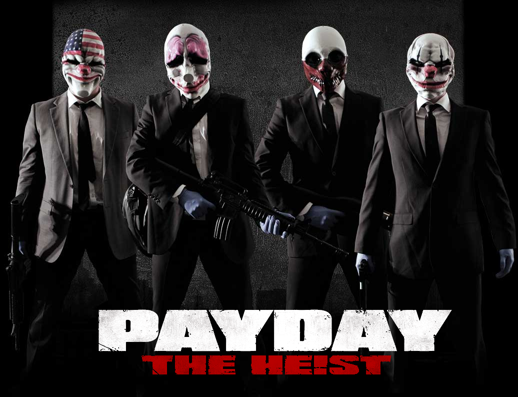 Amazing Payday: The Heist Pictures & Backgrounds