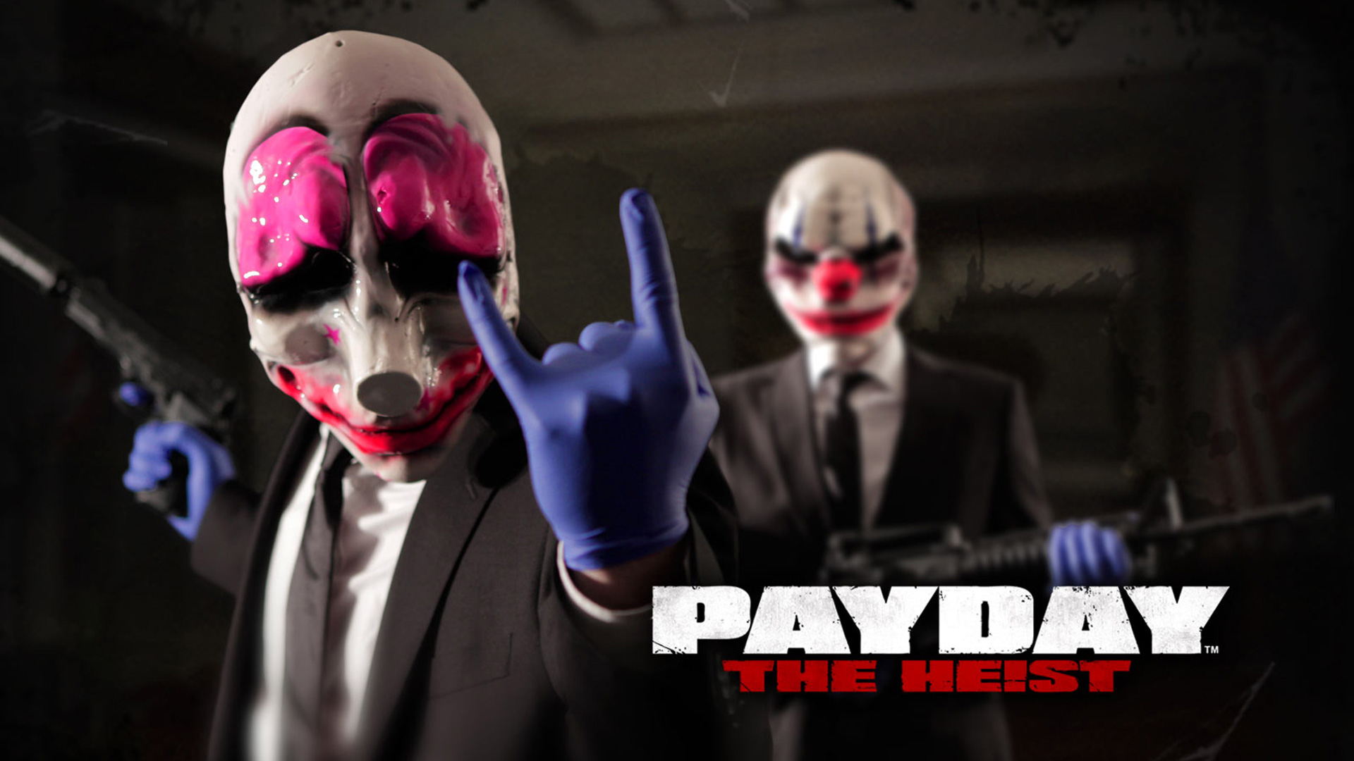 Payday: The Heist High Quality Background on Wallpapers Vista