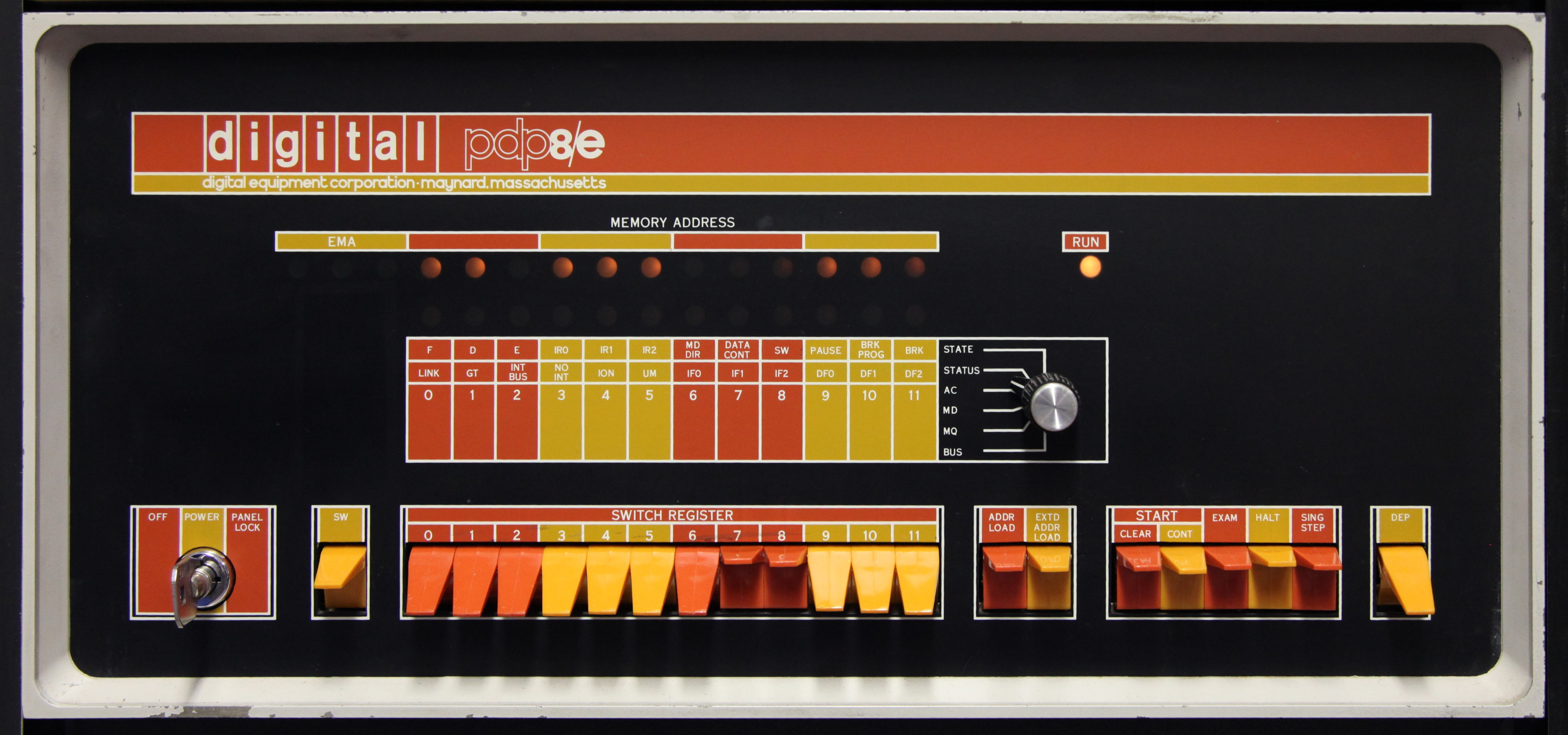 Nice wallpapers PDP-8 1 4636x2173px