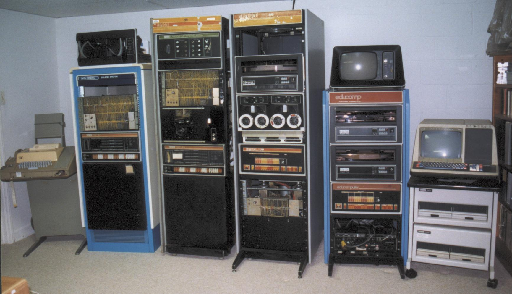 Nice Images Collection: PDP-8 1 Desktop Wallpapers