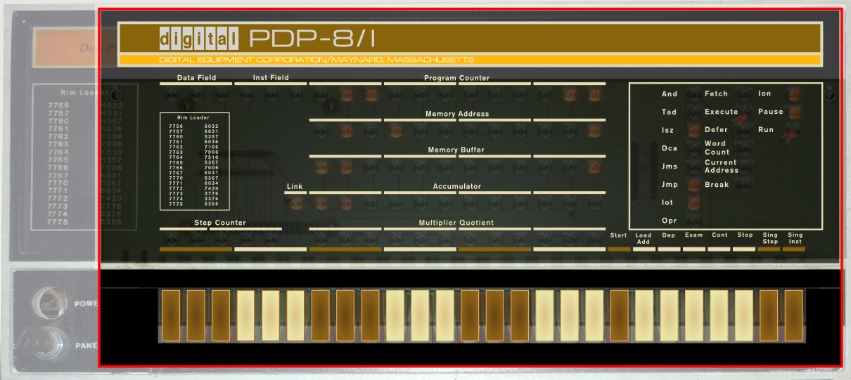 HQ PDP-8 1 Wallpapers | File 608.09Kb