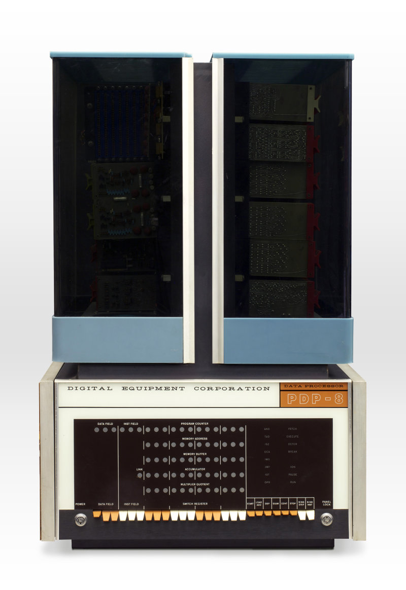 HD Quality Wallpaper | Collection: Technology, 800x1164 PDP-8 1
