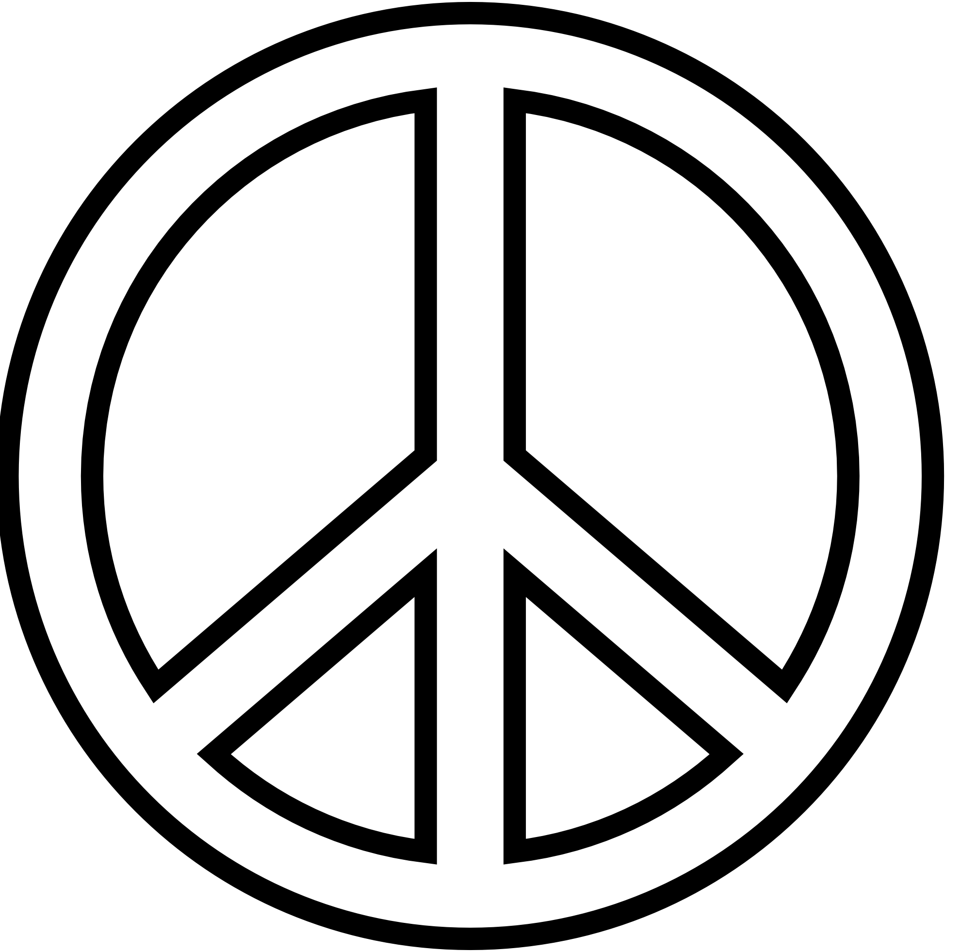 HD Quality Wallpaper | Collection: Photography, 1979x1962 Peace