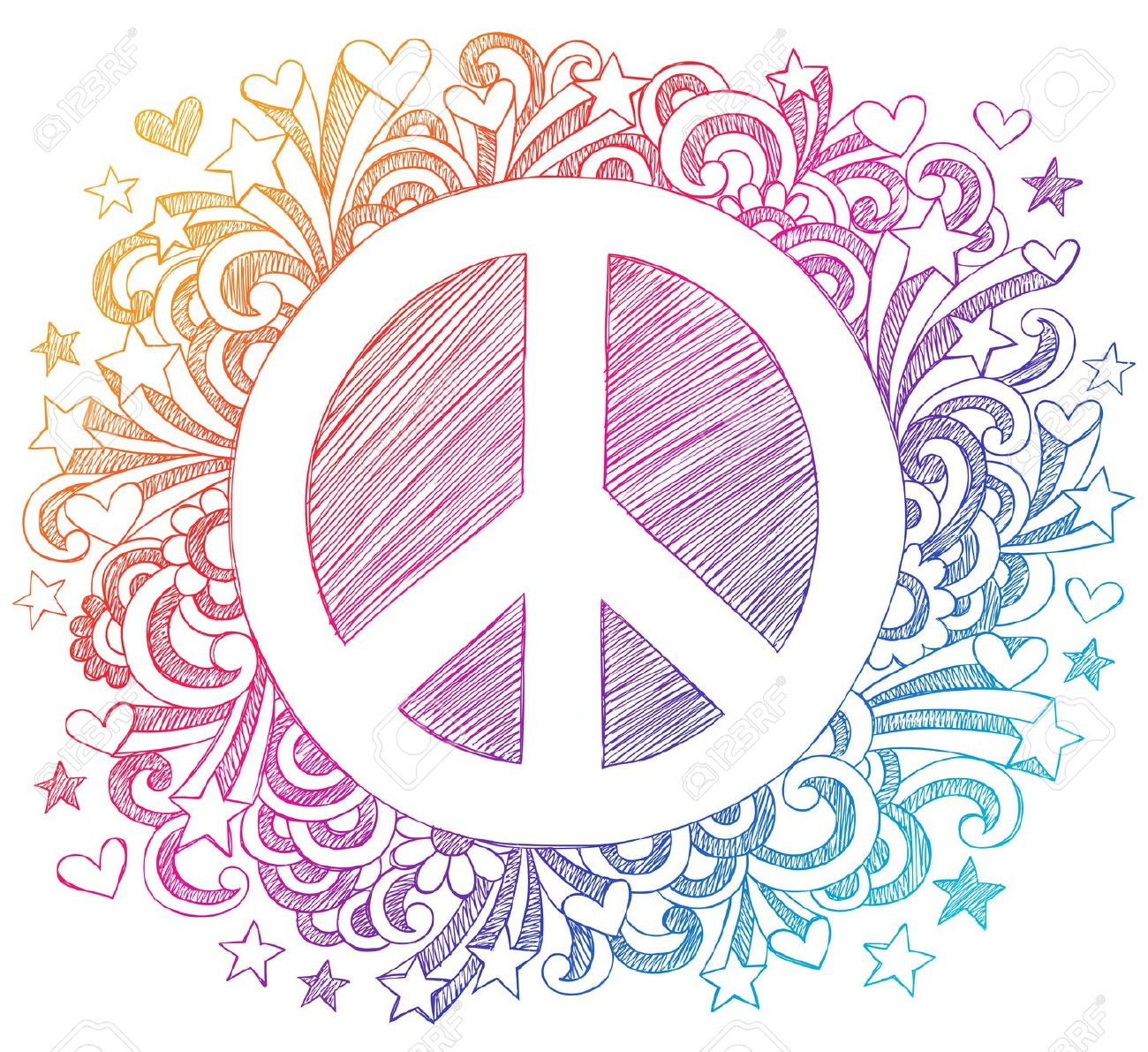 Nice Images Collection: Peace Desktop Wallpapers