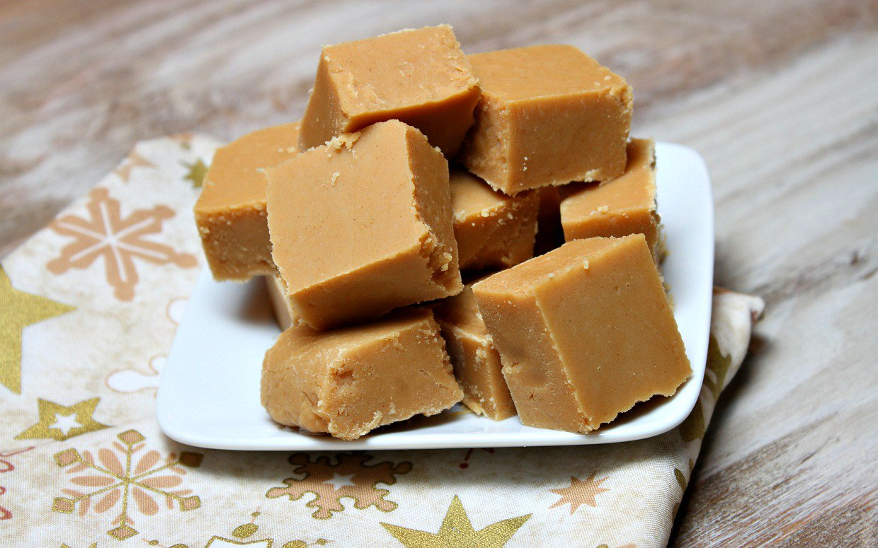 HD Quality Wallpaper | Collection: Food, 1240x775 Peanut Butter Fudge