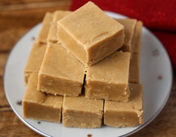 Images of Peanut Butter Fudge | 600x469