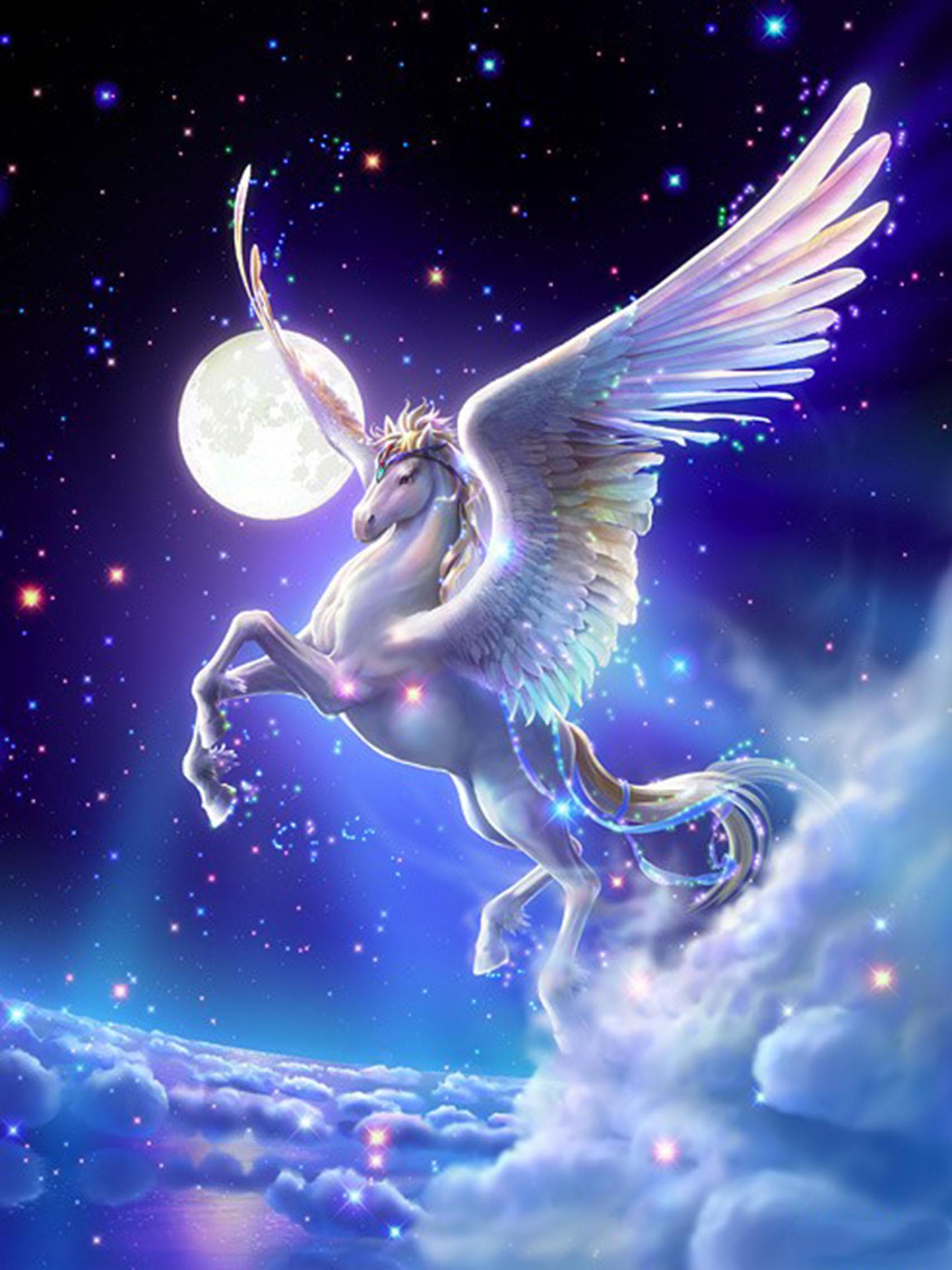 Nice Images Collection: Pegasus Desktop Wallpapers