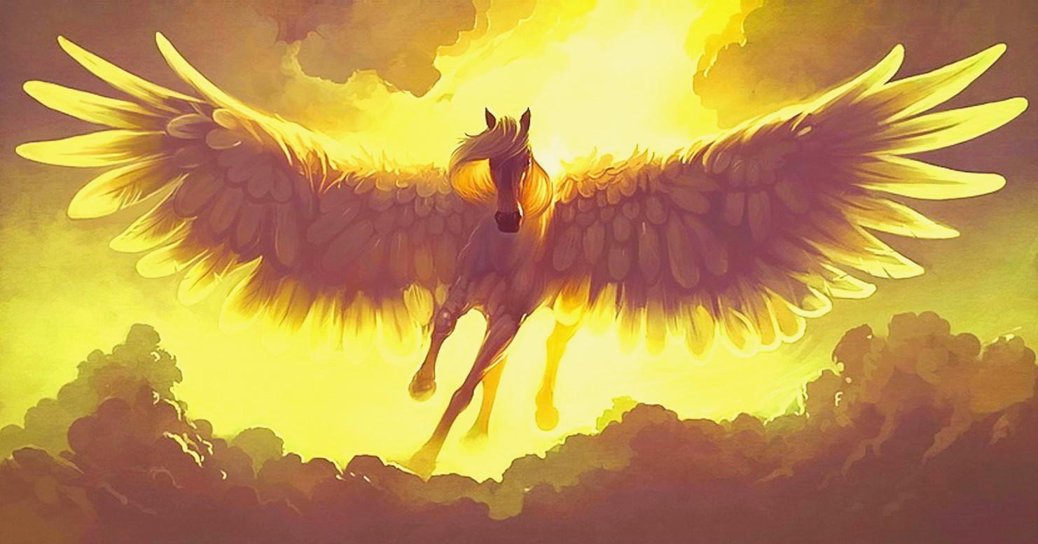 Amazing Pegasus Pictures & Backgrounds