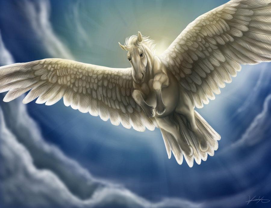 HQ Pegasus Wallpapers | File 97.4Kb