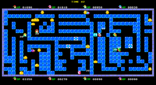 Pengo Pics, Video Game Collection