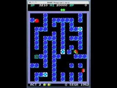 HD Quality Wallpaper | Collection: Video Game, 480x360 Pengo