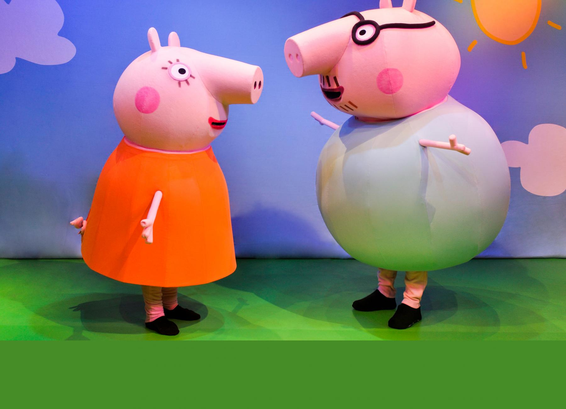 Peppa Pig Backgrounds on Wallpapers Vista