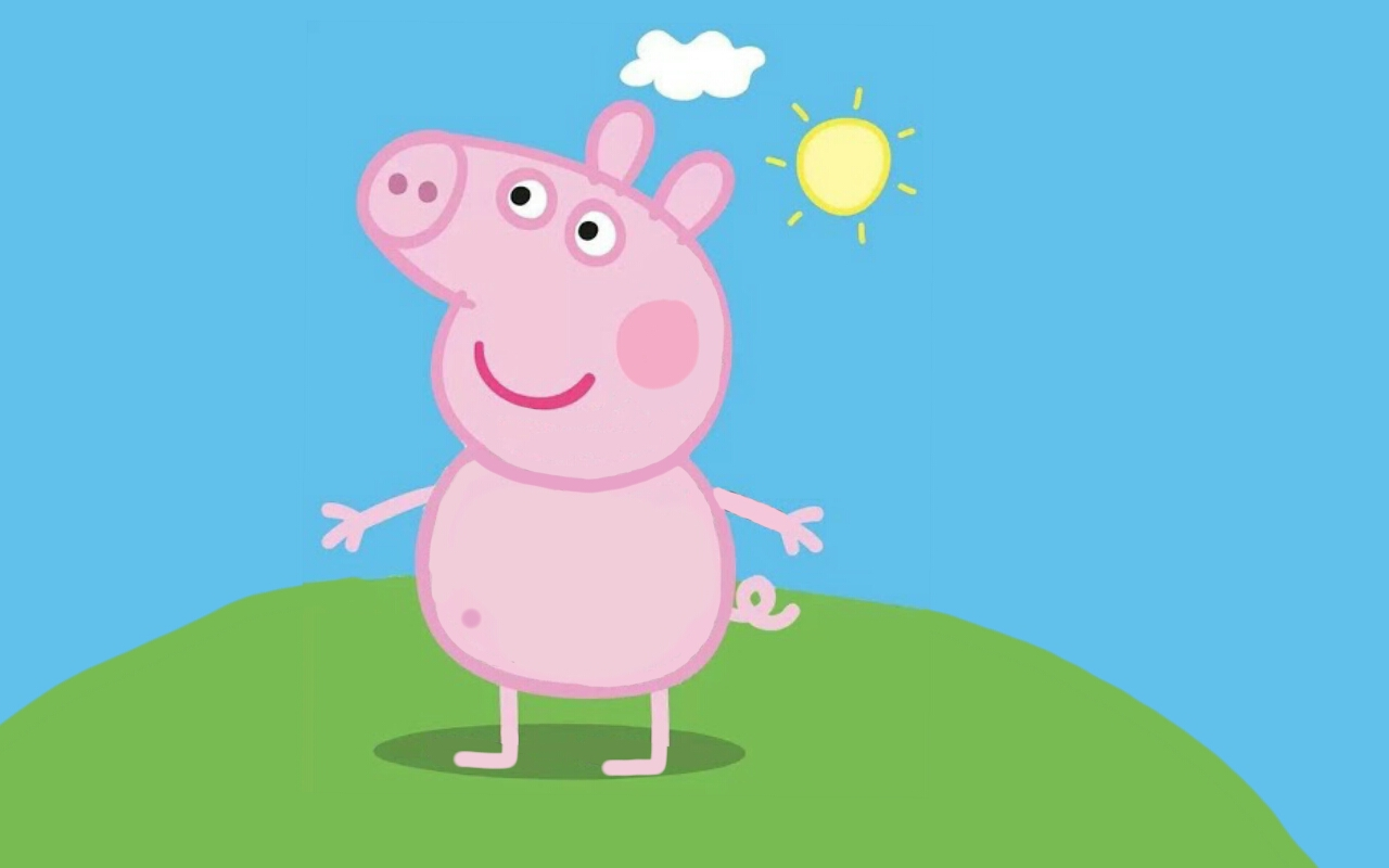 Images of Peppa Pig | 1280x800
