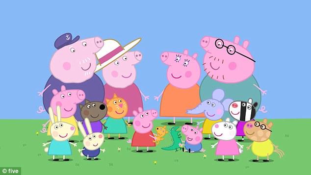 HD Quality Wallpaper | Collection: Cartoon, 634x357 Peppa Pig