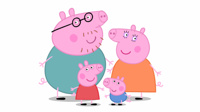 Amazing Peppa Pig Pictures & Backgrounds
