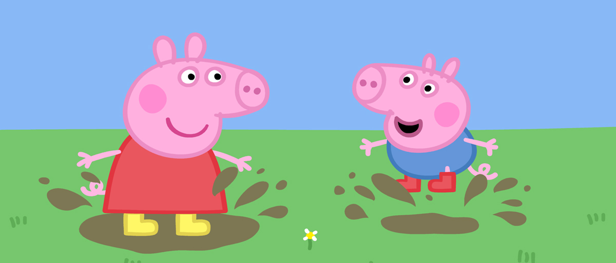 Images of Peppa Pig | 1200x513