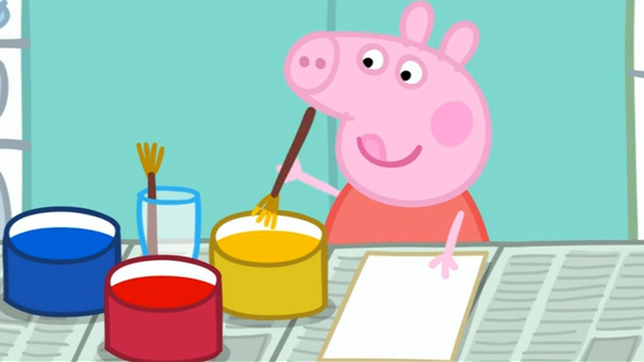 Peppa Pig High Quality Background on Wallpapers Vista