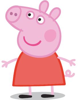 HD Quality Wallpaper | Collection: Cartoon, 274x353 Peppa Pig