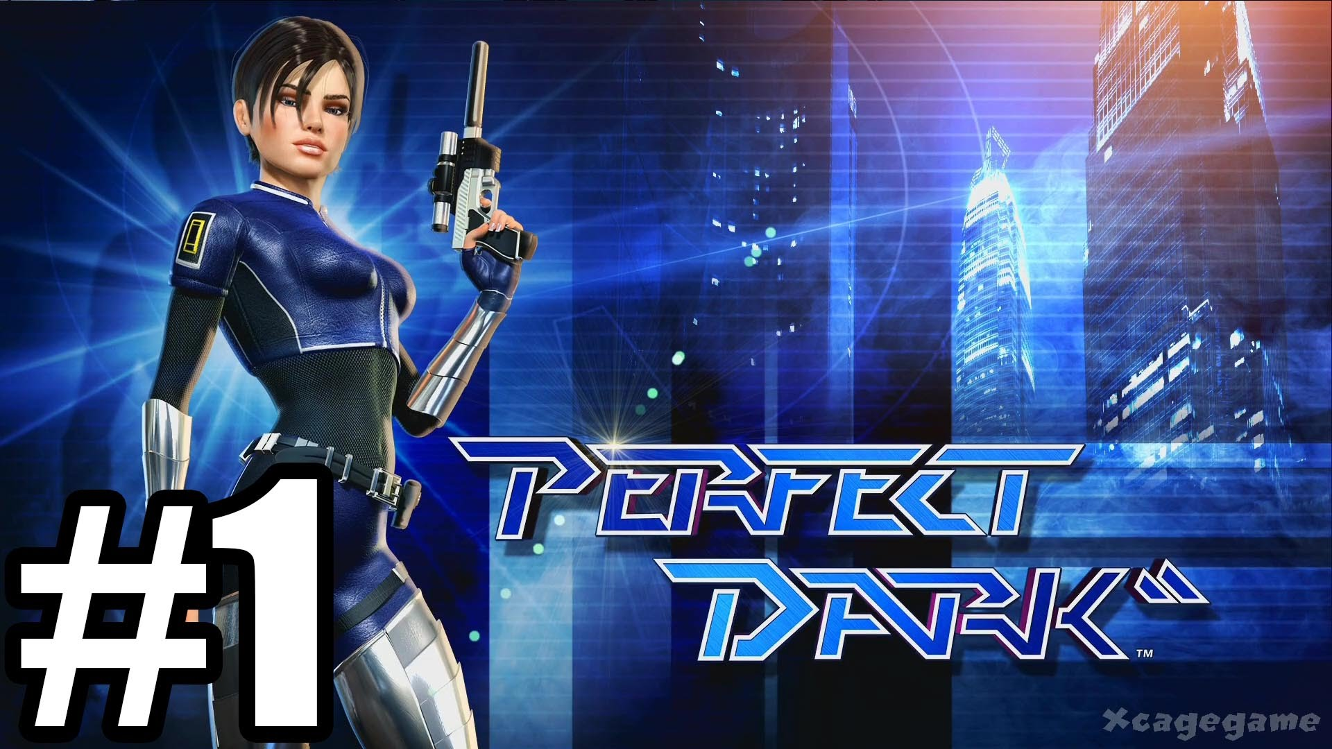 HD Quality Wallpaper | Collection: Video Game, 1920x1080 Perfect Dark