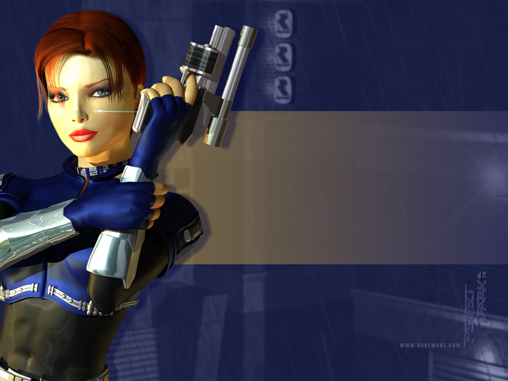 Perfect Dark Backgrounds, Compatible - PC, Mobile, Gadgets| 1024x768 px