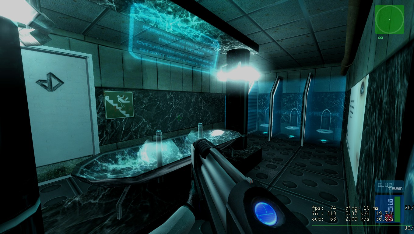 HD Quality Wallpaper | Collection: Video Game, 1360x768 Perfect Dark: Source