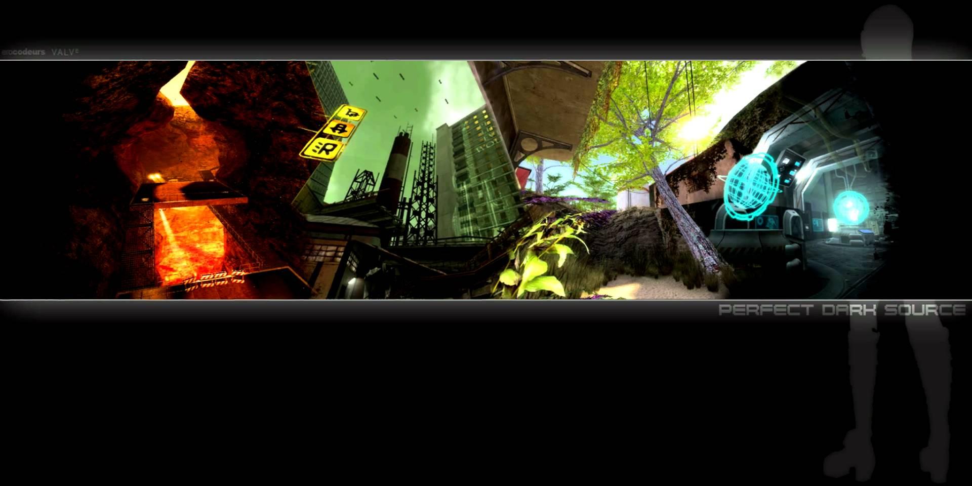 HQ Perfect Dark: Source Wallpapers | File 133.24Kb