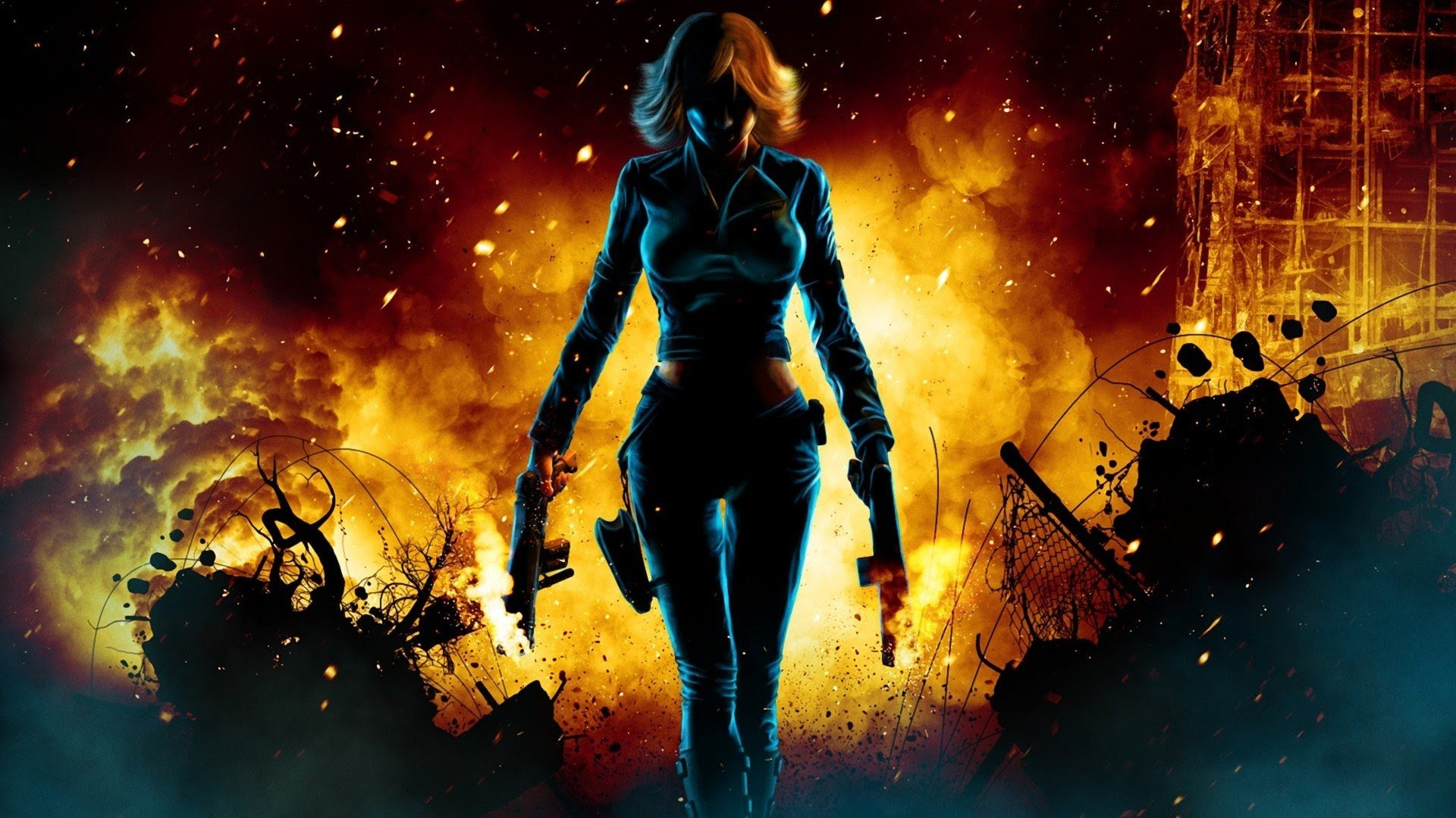 Perfect Dark: Source Backgrounds, Compatible - PC, Mobile, Gadgets| 1920x1080 px